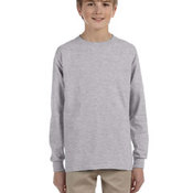 Youth Ultra Cotton® 6 oz. Long-Sleeve T-Shirt