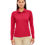 Ladies' Eperformance™ Snag Protection Long-Sleeve Polo