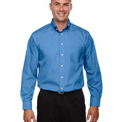 Men's Tall Crown Woven Collection™ Solid Broadcloth